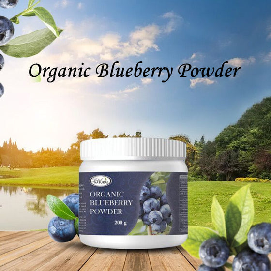 Organic Blueberry Powder 200g