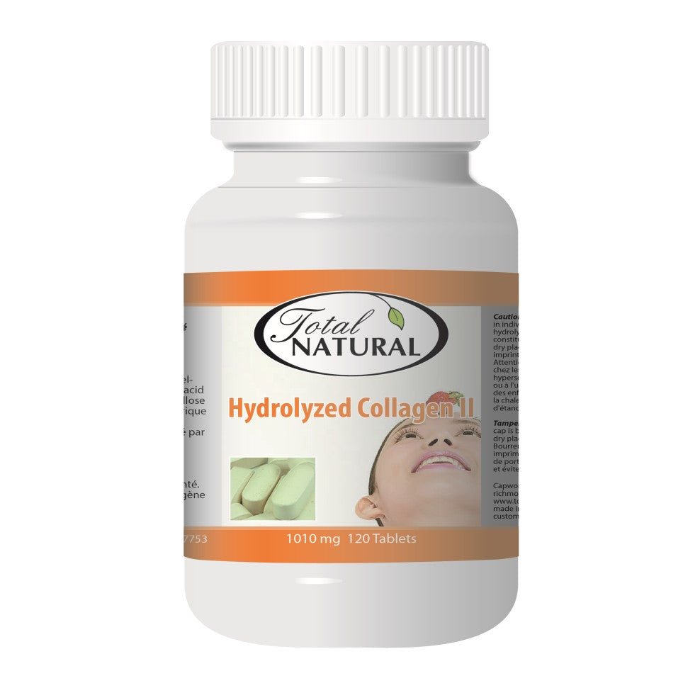 Hydrolyzed Collagen II 1010mg 120t