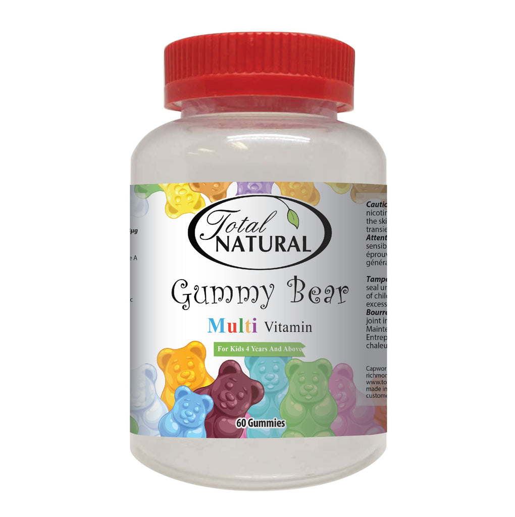 Gummy Bear Multivitamin 60 Gummies