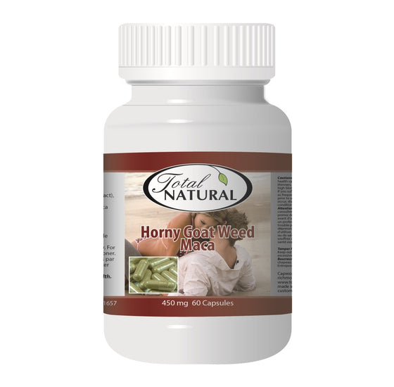 Epimedium + Maca 450mg 60c