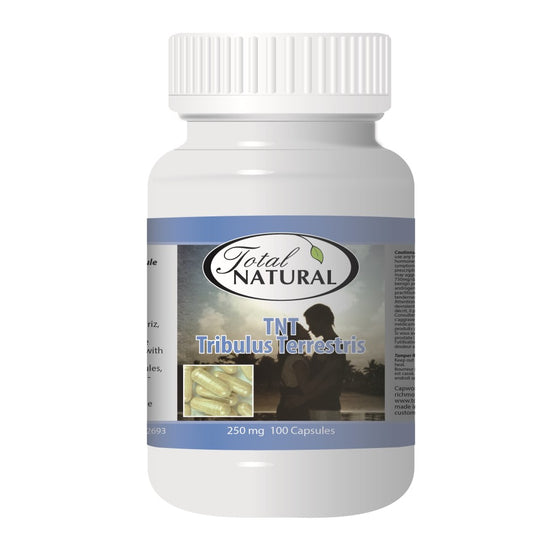 TNT Tribulus Terrestris 250mg 100c