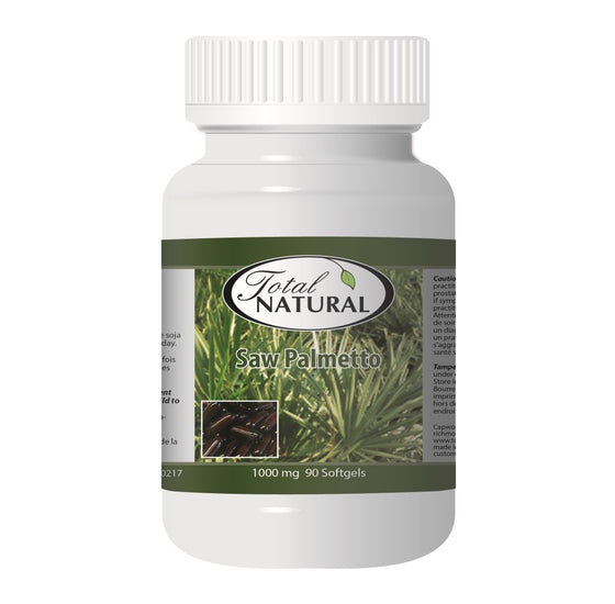 Saw Palmetto 1000mg 90s