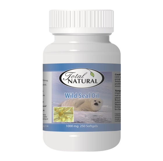 Wild Seal Oil 1000mg 250s