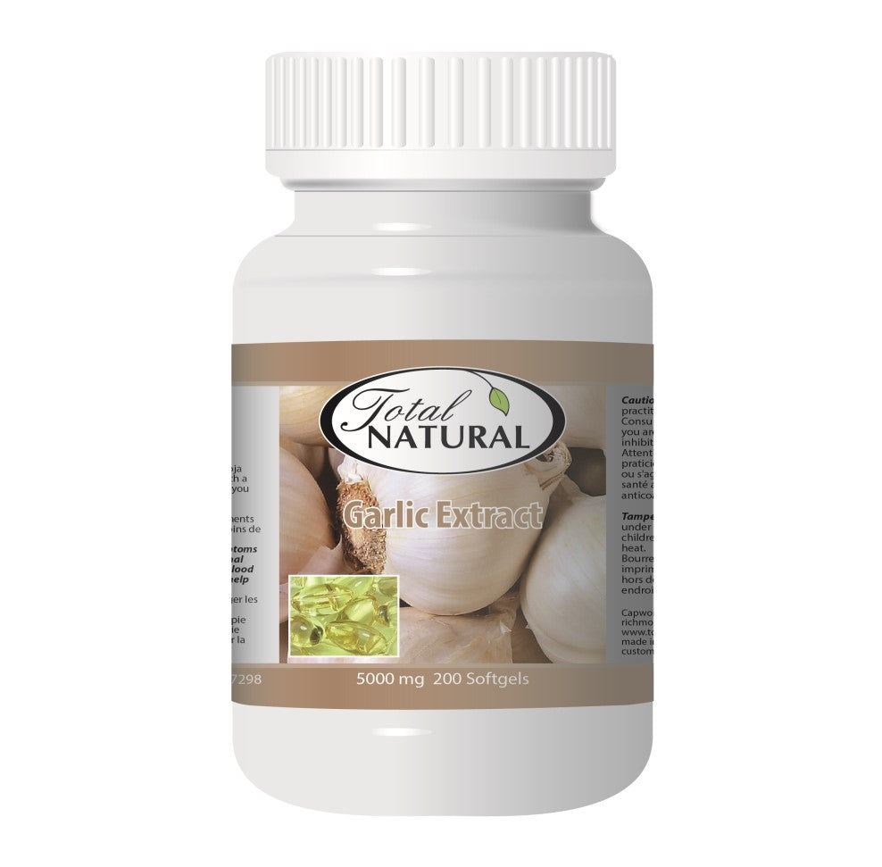 Garlic Extract 5000mg 200s