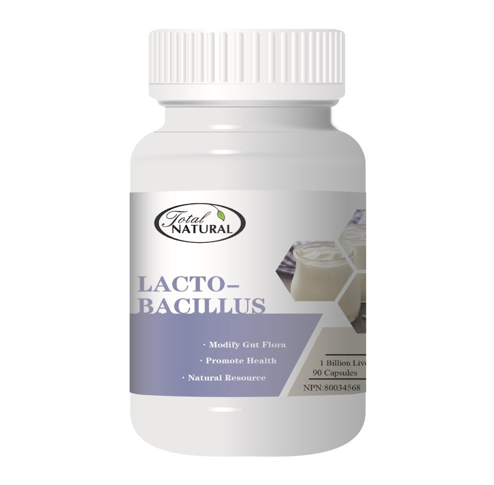 Lactobacillus - 90 Capsules 1 Billion Liver Cells