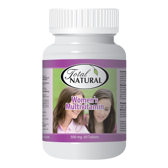 Women's Multivitamin 500mg 60t
