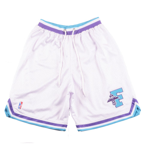 The F4m Jam Shorts in White