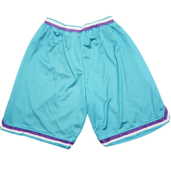 F4m Jam Shorts in Teal
