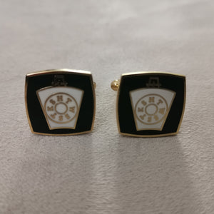 Black Mark Masters Cufflinks