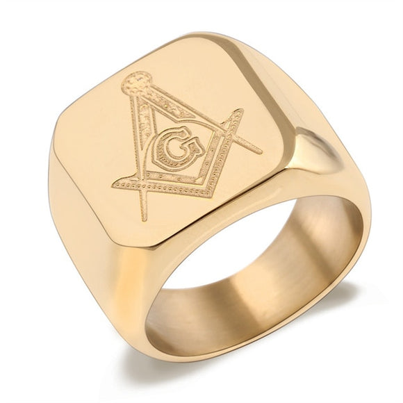 TrueMasons Master Mason Ring in Masonic rings
