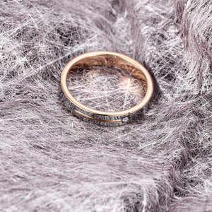 4MM Gold Color Ring
