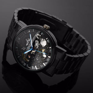 Regalio Skeleton Watch