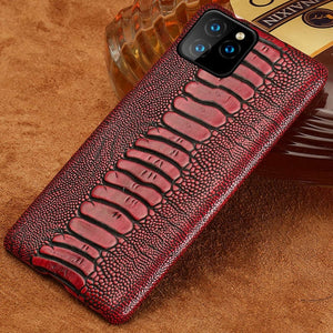 Genuine Cowhide Leather Case