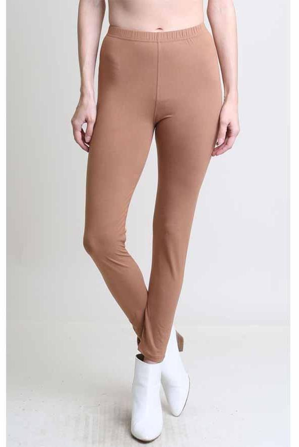 Solid Color Leggings Blowout