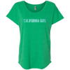 CustomCat T-Shirts Envy / X-Small NL6760 Next Level Ladies' Triblend Dolman Sleeve