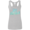 Save California Multi-Color Ladies' Softstyle Racerback Tank