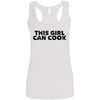 CustomCat T-Shirts White / S G645RL Gildan Ladies' Softstyle Racerback Tank