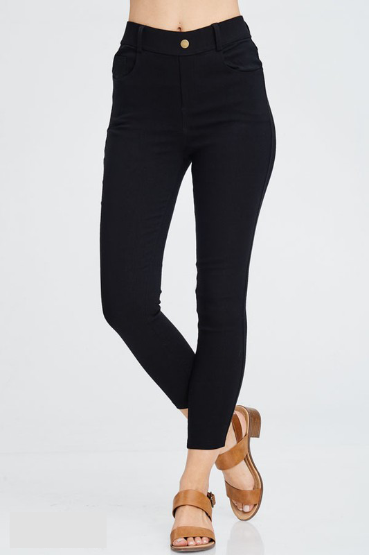 41c2b627447477 ... White Plum Jeggings Small / Black Life In Style Jeggings - Multiple  Colors