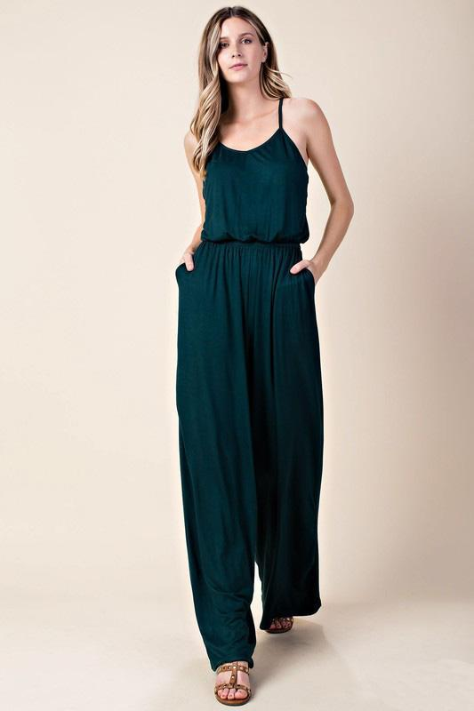 """Just One More"" Jumpsuit"