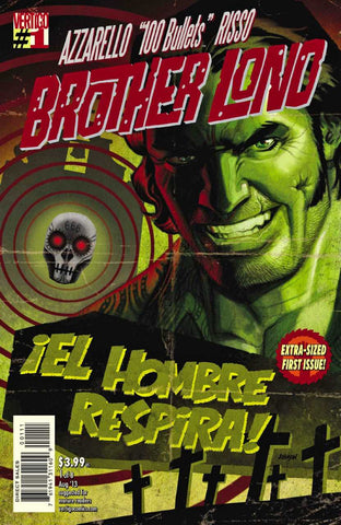100 Bullets (2013 mini-series) #1-8 [SET] — Brother Lono (All Regular Covers)