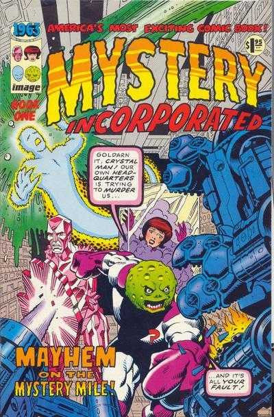 1963 (1993 Mini-Series) #1-6 [SET] — Alan Moore's Comic-Book Nostalgia