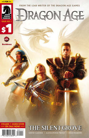 1 for $1 (2013 One-Shot) Dragon Age: The Silent Grove #1