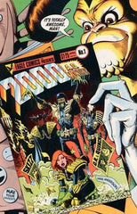 2000 A.D. Monthly Volume 2 (1986 Mini-Series)