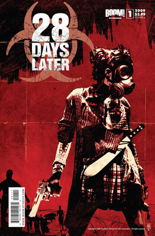 28 Days Later (2009 series) #1-24 [SET] — London Calling; The Complete Saga