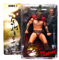 "300 (Film) – Series 1 – King Leonidas 6"" Figure"