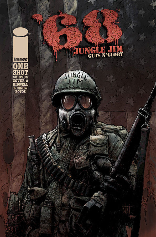 "'68 Jungle Jim: Guts n' Glory (2015 One-Shot) #1 (Regular ""A"" Cover - Nat Jones)"