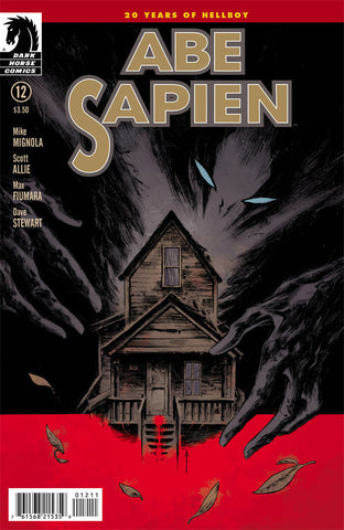 Abe Sapien (2013 series) #12-17 [SET] — Volume 05: Sacred Places
