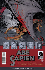 Abe Sapien (2013 series) #18-22 [SET] — Volume 06: A Darkness So Great