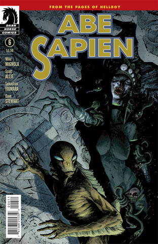 Abe Sapien (2013 series) #06-11 [SET] — Volume 04: The Shape of Things to Come