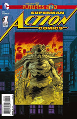 Action Comics: Future's End (2014 One-Shot)