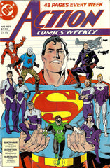 Action Comics Weekly (1988 Series)