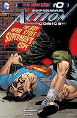 Action Comics (2011 Series)