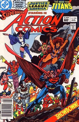 Action Comics (1938 Series) #546