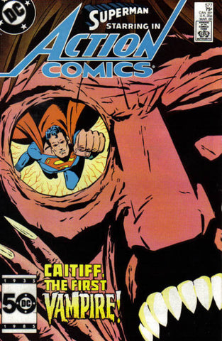 Action Comics (1938 Series) #577