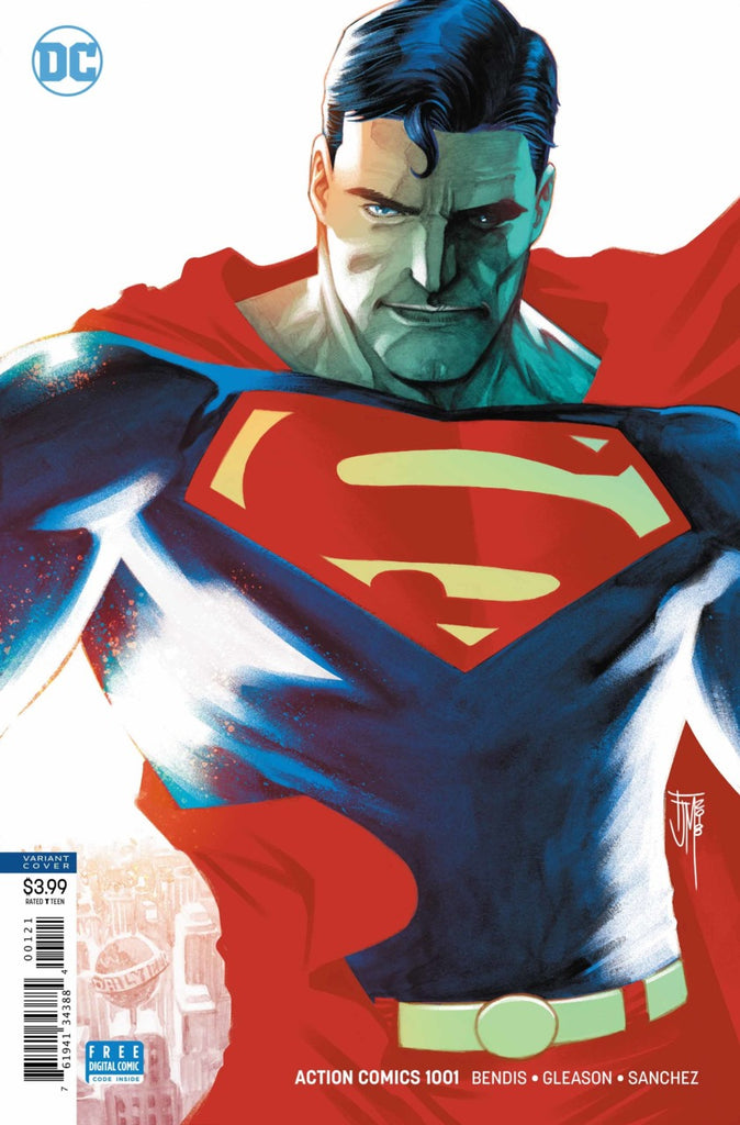 Action Comics (2016 series) #1001-1006 [SET] — Volume 07: The Invisible Mafia (All Variant Covers)