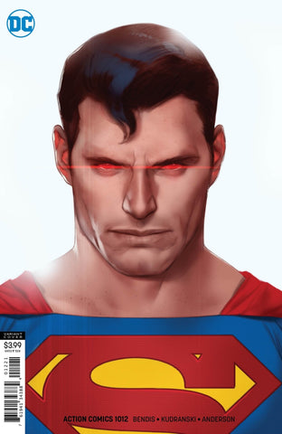 Action Comics (2016 Series) #1005 (Variant Cover - Ben Oliver)