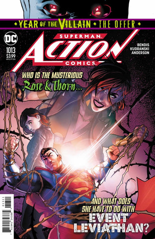 Action Comics (2016 Series) #1013 (Regular Cover - Jamal Campbell)