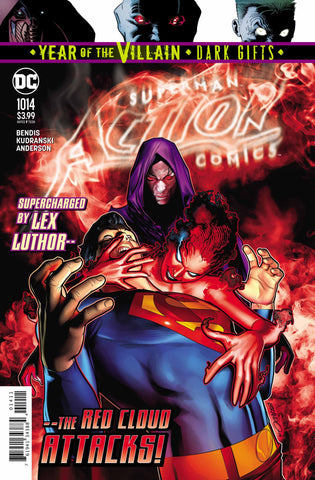 Action Comics (2016 Series) #1014 (Regular Cover - Brandon Peterson)