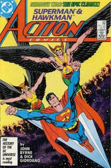 Action Comics (1938 series) #584 (A Multi-Title Crossover) [SET] — Volume 01: Superman Team-Up