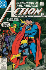 Action Comics (1938 series) #592 (A Multi-Title Crossover) [SET] — Volume 02: A Walk on the Darkside
