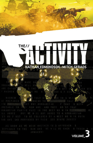 Activity Volume 03 Trade Paperback (2013)