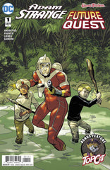 Adam Strange / Future Quest (2017 One-Shot)