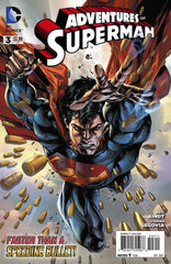Adventures of Superman (2013 series) #01-5 [SET] — Volume 01: Faster Than a Bullet