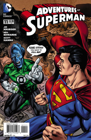 Adventures of Superman (2013 series) #11-17 [SET] — Volume 03: Strange Visitor