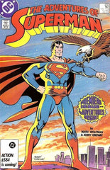 Adventures of Superman (1987 series) #424-425 + #427-430 [SET] — Volume 01: The War with Qurac!
