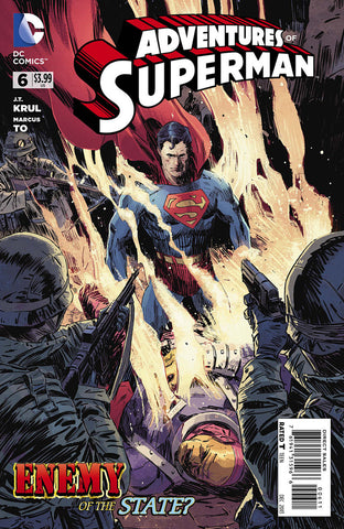 Adventures of Superman (2013 series) #06-10 [SET] — Volume 02: Tears For Krypton